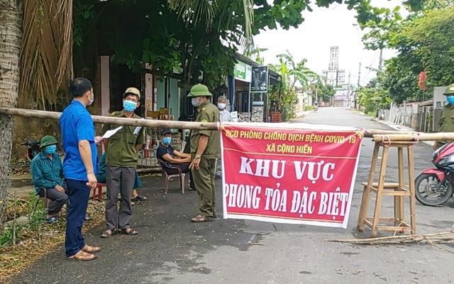 Hải Phòng phát hiện 1 ca mắc COVID-19 tại huyện Vĩnh Bảo