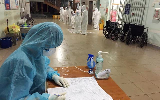 Đồng Nai: Không thu phí xét nghiệm test nhanh COVID-19 của bệnh nhân