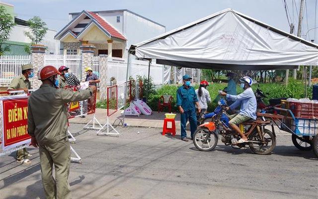 Tiền Giang cần phải nỗ lực hơn nữa trong công tác phòng chống dịch tại Gò Công
