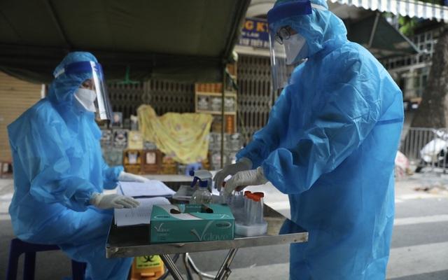 Sáng 31/7, Hà Nội ghi nhận 23 trường hợp dương tính với SARS-CoV-2