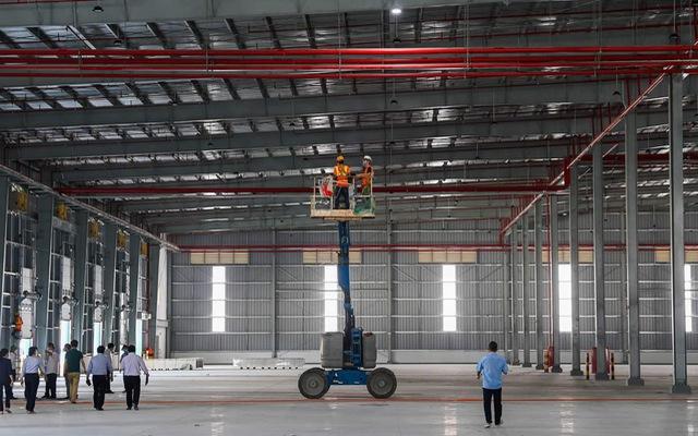 Trưng dụng 30.000 m2 nhà xưởng để xây dựng Bệnh viện dã chiến lớn nhất tại Bình Dương