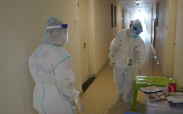 TP. Hồ Chí Minh có thêm 3.704 bệnh nhân COVID-19 được xuất hiện