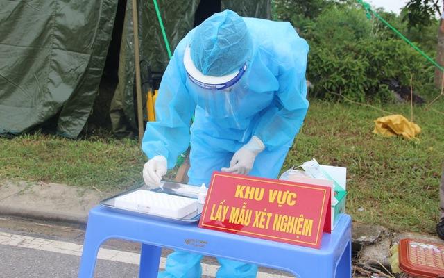 Phú Thọ: Phát hiện 1 ca mắc COVID-19 trở về từ Hà Nam