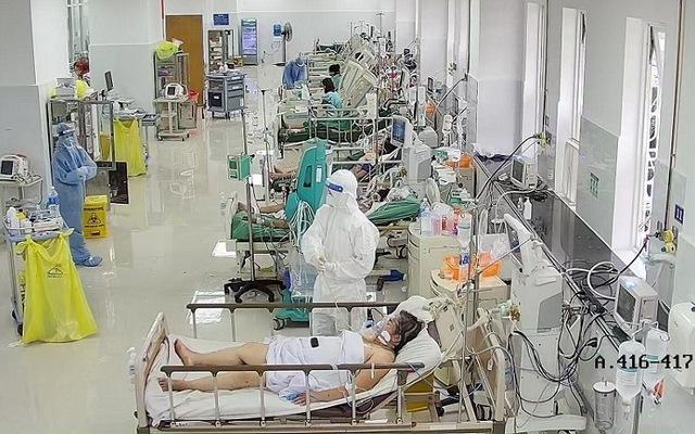 Đồng Nai nỗ lực giảm bệnh nhân nặng, tăng bệnh viện dã chiến