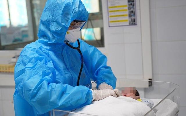 Hà Nội: Gia tăng trẻ em dưới 5 tuổi mắc COVID-19