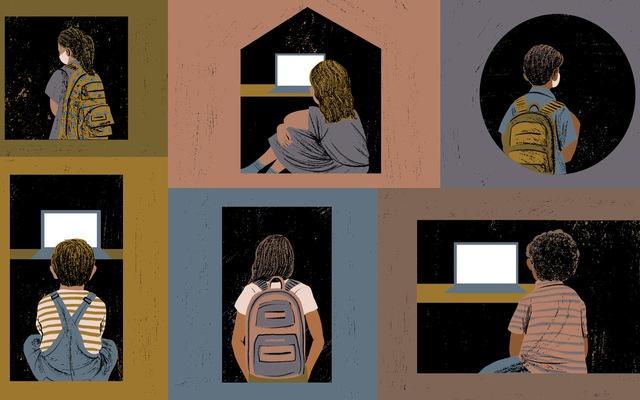 COVID-19 gây ra tác động tâm lý nghiêm trọng cho trẻ em