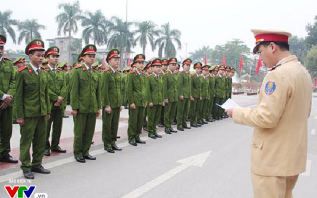 Hà Nội tăng cường công tác đảm bảo an ninh mùa World Cup 2018