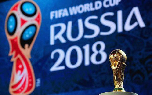 Hành vi nào bị coi là vi phạm bản quyền truyền thông World Cup 2018?