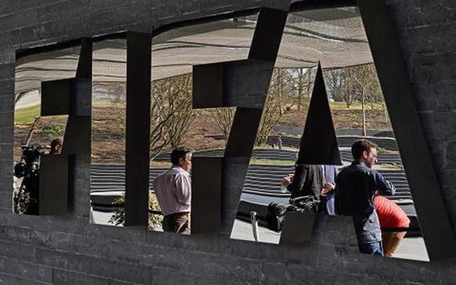 Nielsen: Tài trợ cho FIFA giảm do bê bối tham nhũng