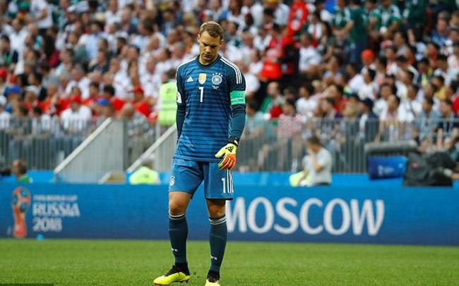 Chấm điểm kết quả Đức 0-1 Mexico