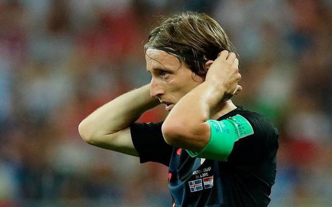 Luka Modric: Người hùng World Cup™ nhưng lại bị ghét bỏ ở quê nhà