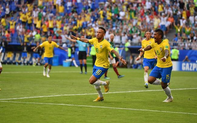 Chấm điểm kết quả Brazil 2-0 Mexico