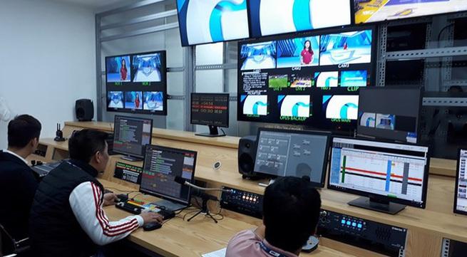 VTVcab applies virtual studio technology to entertain audiences