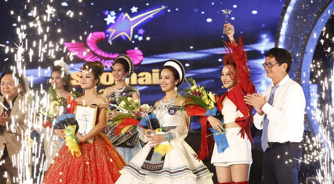 To Hoa, My Lam and Thu Thuy won first prizes at Morning Star TV 2017 Singing contest
