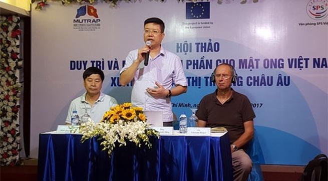 Vietnamese honey exporters eye European market