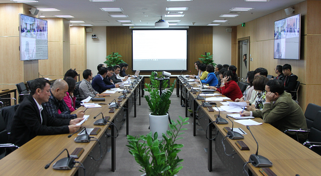 Vietnam Television actively prepares for Robocon 2018