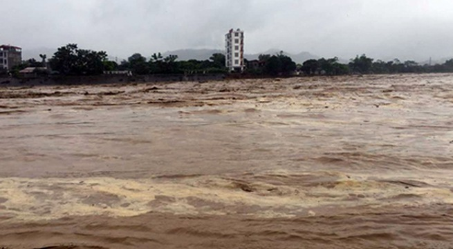 Yen Bai: 16 people killed, missing in floods