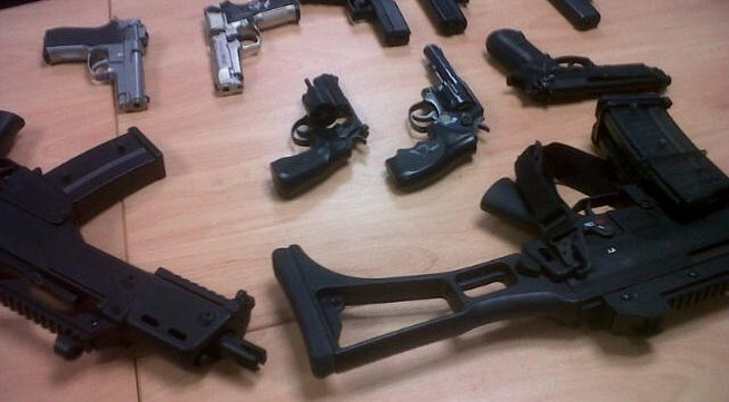 UK launches two-week gun amnesty