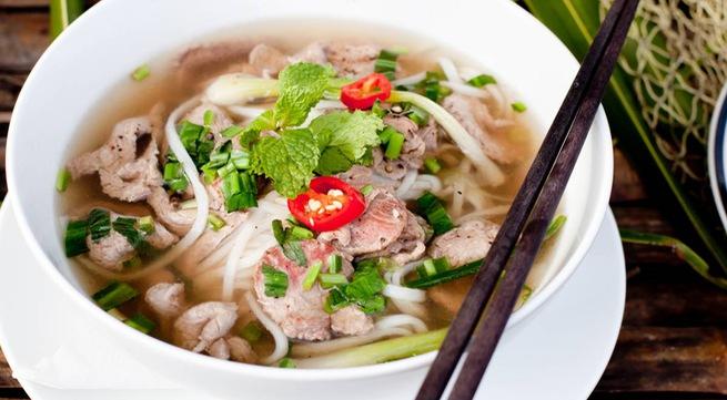 Building brand for Vietnam cuisine