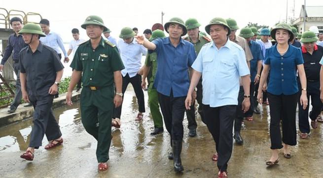 PM orders urgent aid for flood victim