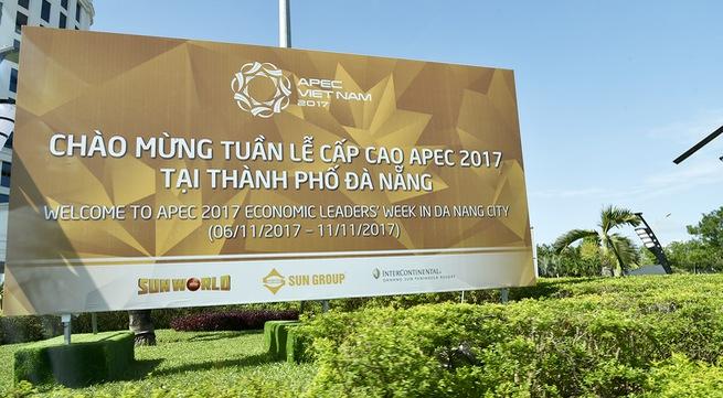 Da Nang smile campaign