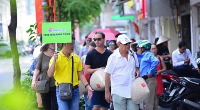 Hanoi hopes to welcome 23.83 million visitors in 2017