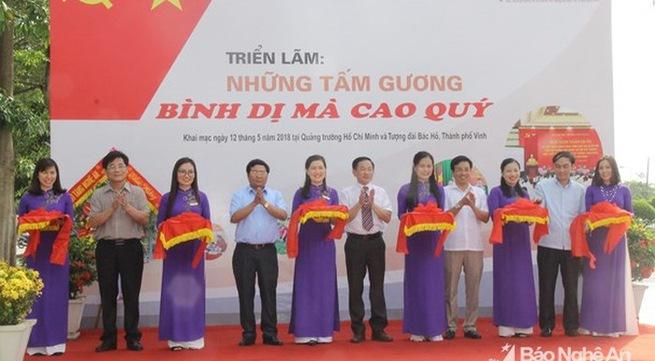 Exhibition honours exemplary Vietnamese