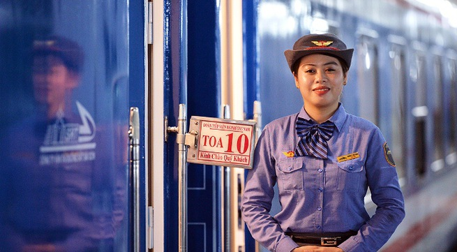 Vietnam Railway Corporation launches new high-quality trains to serve passengers