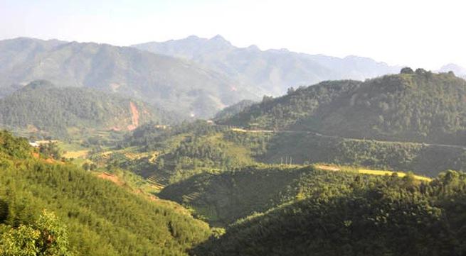 Cao Bang establishes Phia Oac - Phia Den national park