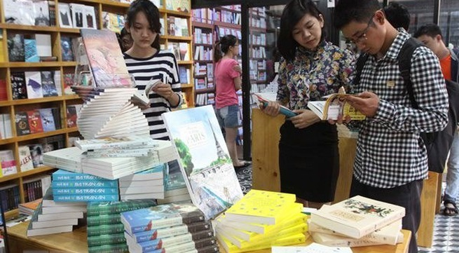 Book street festival opens in Ho Chi Minh City
