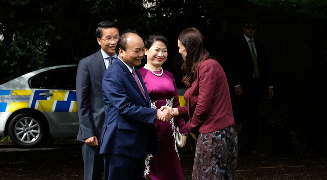 Vietnam, New Zealand agree to build strategic partnership