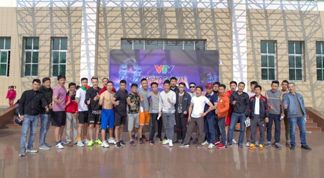Final round of Sasuke Vietnam Fourth Season with 160 contestants