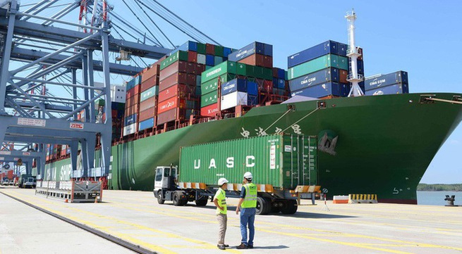 Vietnam's exports to India increase 104%