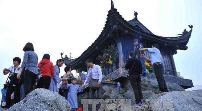 Yen Tu prepares for 2018 festival