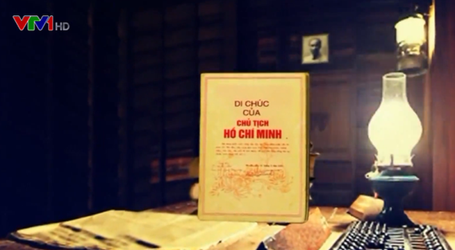 Program features 50 years of implementing Ho Chi Minh's testament