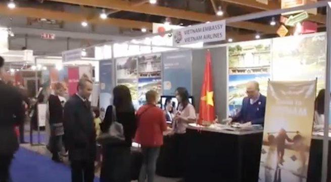 Vietnam attends Brussels tourism event