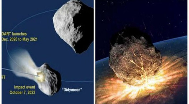 NASA plans the first planetary defense mission in history
