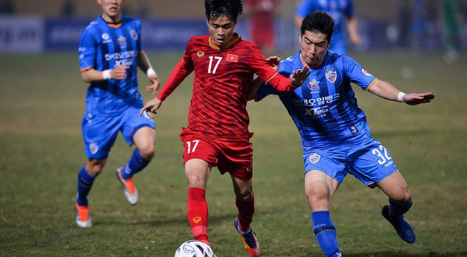 VTV broadcasts  live all 16 matches of the South East Asia U22 Football Championship 2019