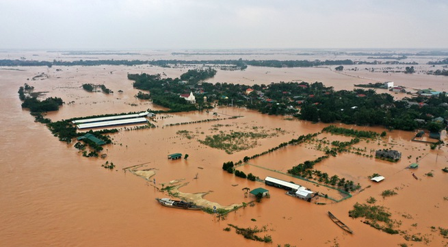 Government chief orders sustained efforts to respond to floods, seventh storm