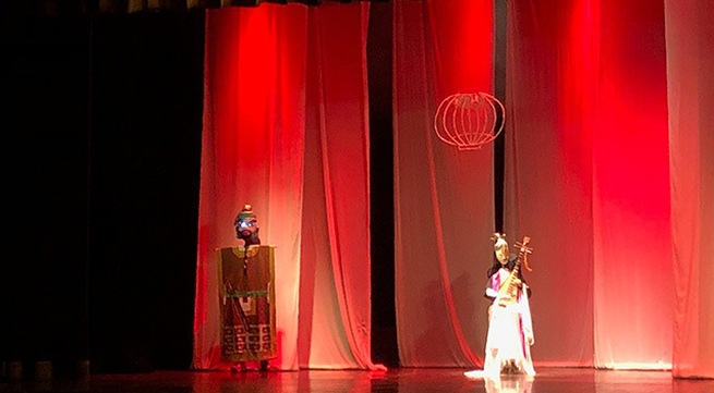 Masterpiece 'Tale of Kieu' staged in puppetry