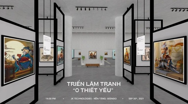 Virtual reality exhibition highlights Vietnam's history and culture
