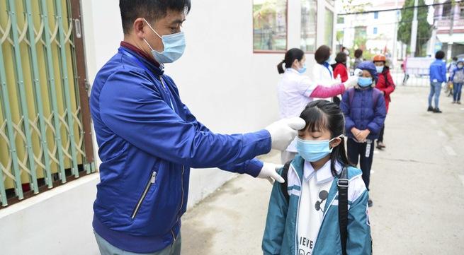Schools reopen in 43 provinces, cities