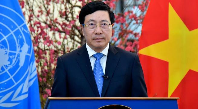 Deputy Prime Minister addresses high-level segment of UNHRC's 46th regular session