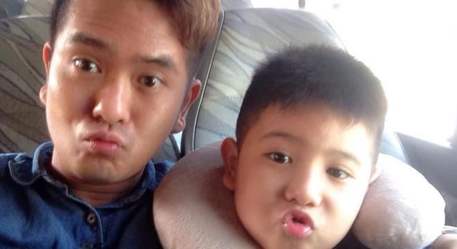 GLTT với diễn viên Hùng Thuận - bé An của Đất Phương Nam