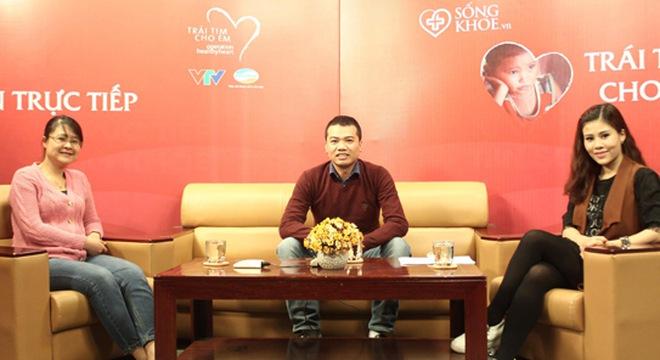 """GLTT """"Tư vấn phương pháp can thiệp tim mạch trong điều trị tim bẩm sinh"""""""
