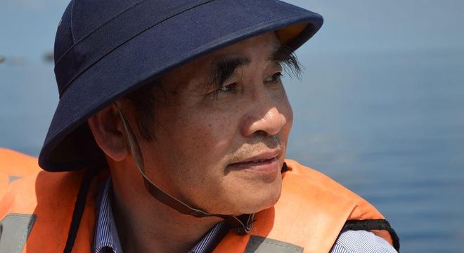 Giao lưu với nhà báo Huy Thắng – tác giả ca khúc Hoàng Sa - Trường Sa ơi! Chúng con đã về đây!