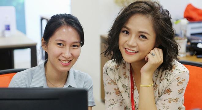 """GLTT với diễn viên Thu Quỳnh - """"bóng hồng"""" phim Ngược chiều nước mắt"""