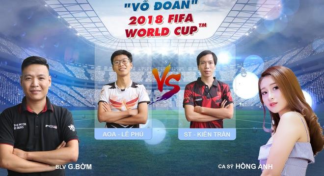 """TRỰC TIẾP Bán kết World Cup: Croatia - Anh cùng """"Võ đoán"""" 2018 FIFA World Cup™"""