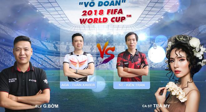 """Đón xem """"Võ đoán"""" 2018 FIFA World Cup™ số đặc biệt (21h, VTV.vn)"""