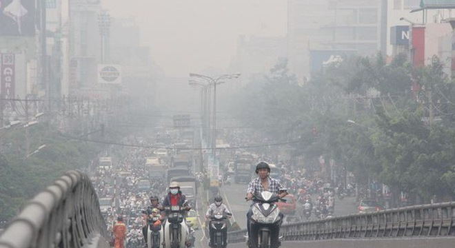 Bàn tròn trực tuyến: Góc nhìn thẳng - Sự thật về ô nhiễm không khí (20h, 9/10)